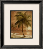 Island Palm I Posters by Ron Jenkins