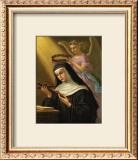Heilige Rita von Cassia Prints