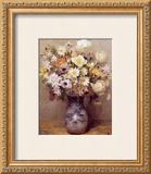 Fleurs I Prints by Marcel Dyf