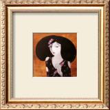 Little Geisha Prints by June Leeloo