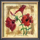 Petunia Print by A. Vega