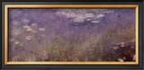 Water Lilies, Left Panel Prints by Claude Monet