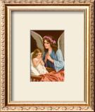 Heilige Schutzengel Prints