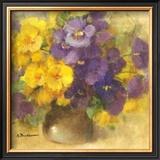 Blumen Prints by R. Bertram
