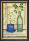 Sunkissed Herbs II Prints by Jennifer Goldberger