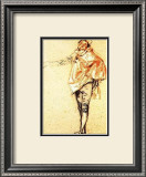 Man Standing Prints by Jean Antoine Watteau