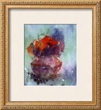 Fruhlingsblumen I Poster by J. P. Pernath
