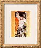 Judith II Posters by Gustav Klimt