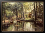 Going to Market Prints by Peder Mork Monsted