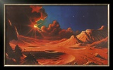 Stellar Radiance Limited Edition Framed Print by David Hardy