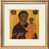 God's Mother Odiguittria Poster