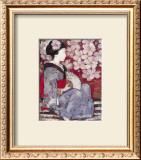 Geisha Study Print by  Ivo