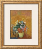 Vase of Flowers, c.1905 Poster by Odilon Redon