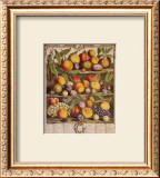 Fruits of the Season, Autumn Print by Robert Furber