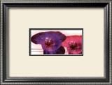 Anemonen Duo I Prints by Frauke Meszaros
