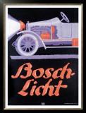 Bosch Framed Giclee Print by Lucian Bernhard