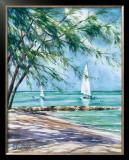 Sail Along Prints by Lois Brezinski