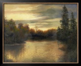Golden Moments Prints by Mary Jean Weber