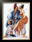 A l'Escale Amourette Posters by Gildas Flahault
