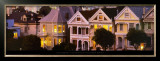 San Francisco - Victorian Houses Prints by Chad Ehlers