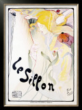 Le Sillon Framed Giclee Print by Fernand Toussaint