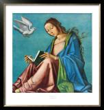 Madonna Prints by Lorenzo Costa