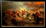 The Defence of Rorke&#39;s Drift Poster by Lady Butler
