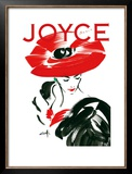 Joyce Cover Prints by Michel Canetti