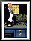Ruhfus Dortmund Framed Giclee Print by Hans Rudi Erdt