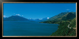 Lake Wakatipu Art by Thierry Martinez