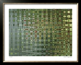 Wave Landscape II Limited Edition Framed Print by John Watson