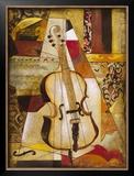 Piece Music II Posters by  Augustine (Joseph Grassia)