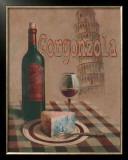 Gorganzola, Pisa Poster by T. C. Chiu