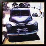 Pickup Truck Art by Aviva Brooks