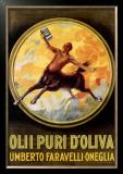 Olii Puri d'Oliva Framed Giclee Print by Leonetto Cappiello