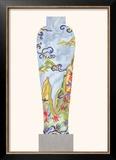 Oriental Vase II Posters by Ed Baynard