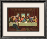 Heilige Abendmahl Posters