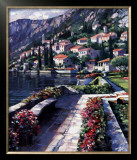 Varenna Vista Prints by Howard Behrens