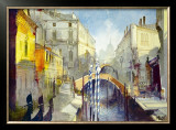 Venezia II Prints by Milani