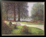 Grand Parc Prints by Guy Dessapt