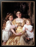 Mother&#39;s Love Art by Thomas B. Kennington