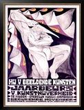 Jaaerbeurs u. Kunstnuverheld Framed Giclee Print by  Wynman