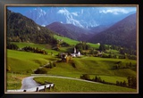 Trentino Alto-Adige. Italy Posters by Ch. Hermes