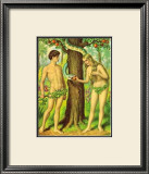 Adam and Eve Posters