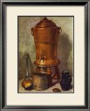 Wasserbehalter Prints by Jean-Baptiste Simeon Chardin