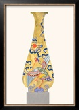 Oriental Vase I Posters by Ed Baynard
