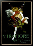 Mirafiore, Greve Chianti Framed Giclee Print by Leonetto Cappiello