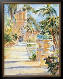 Balboa Park Art by Karen McLean