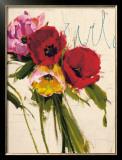 Bouquet of Tulips II Art by Antonio Massa