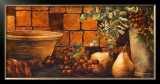 Tiled Still Life II Prints by Linda Thompson